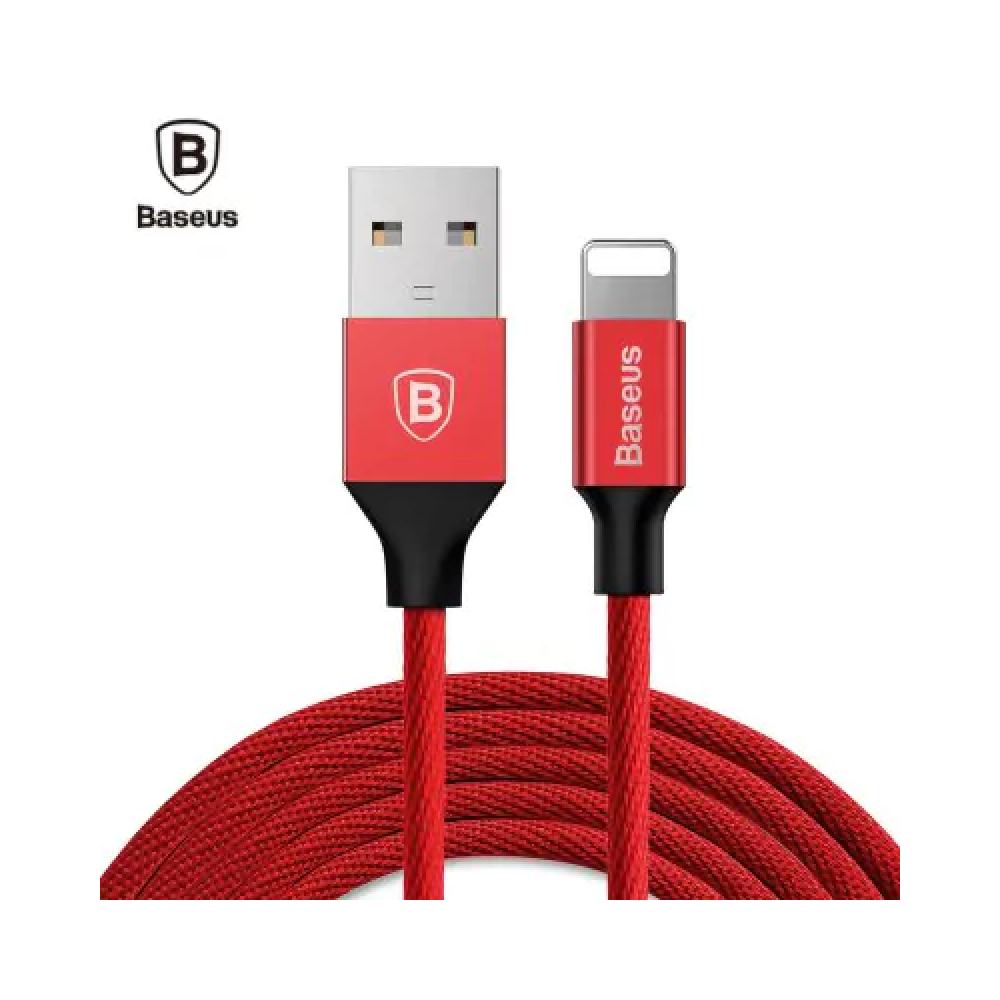 Cable trenzado Baseus 1.8M