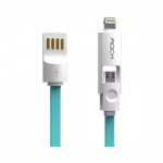 Rock cable espiga intercambiable iPhone & Android